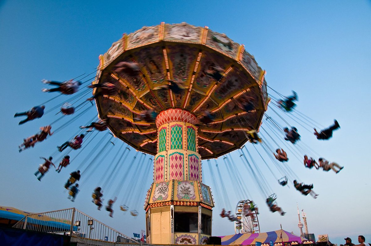 Here the top things to do at @LetsGoToTheEX this year https://t.co/xTp...