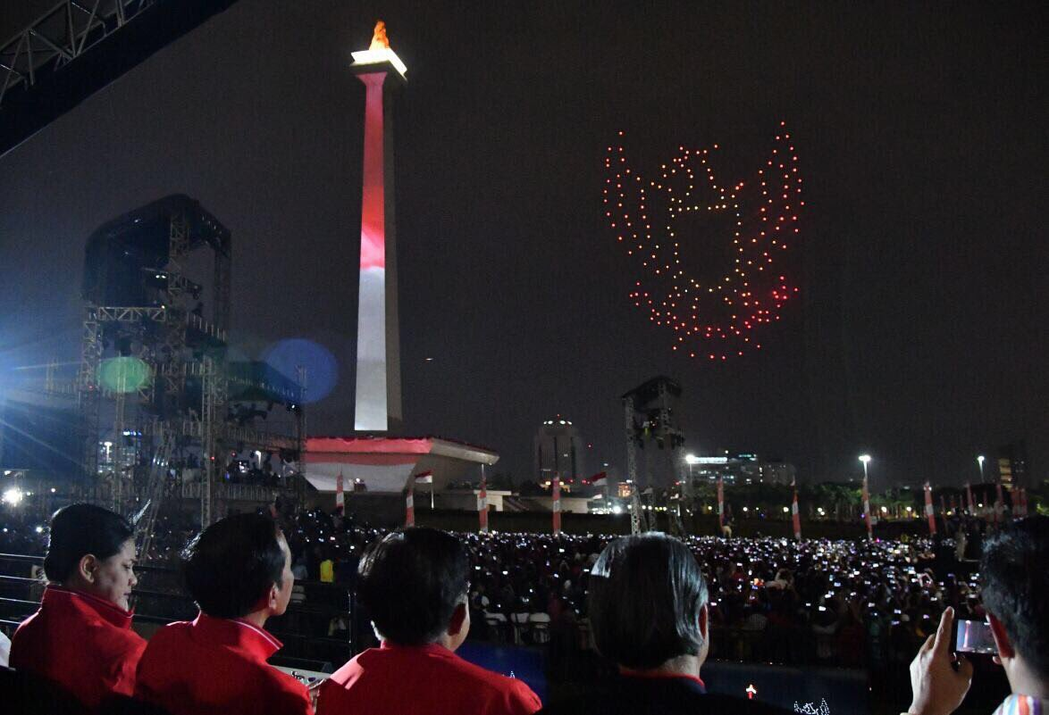 Dicari 20.000 Sukarelawan Asian Games, Berminat?