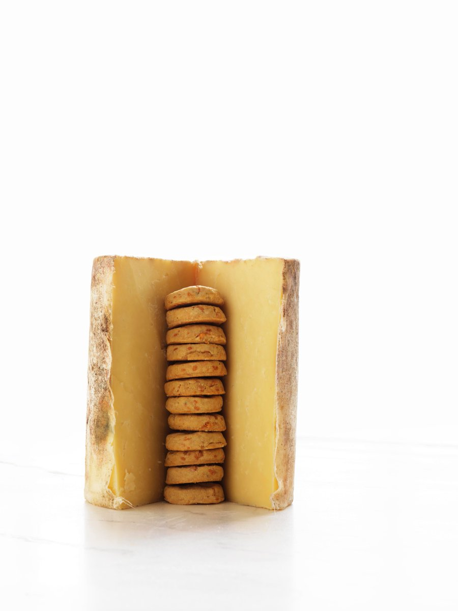 Grate Britain Cheddar Biscuits are made with freshly grated Wookey Hole Cave-Aged Cheddar. bit.ly/2w1v8ai