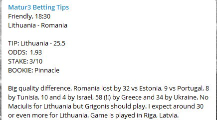 Romania vs estonia betting tips what time will game 1 of alcs betting