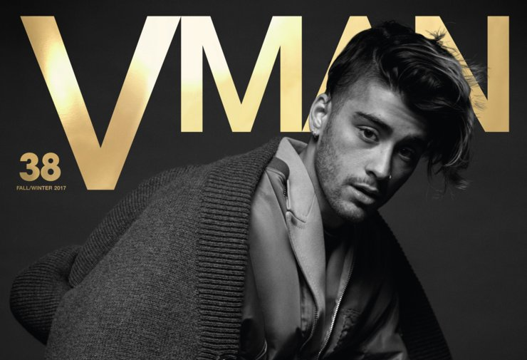 Special edition of VMAN38 with @ZaynMalik is out now. https://t.co/rIBdS0TT4L https://t.co/pXSzwSht89