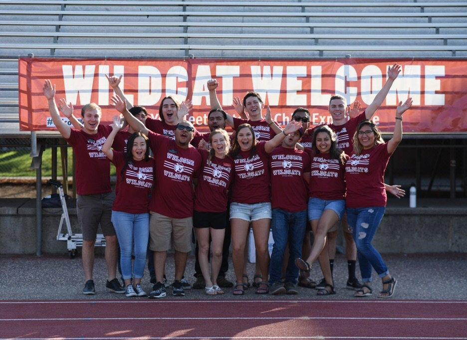 New students (you too, transfers)! Come on over to University Stadium at 9 for our Big C class photo! #ChicoWW https://t.co/aGhFTlkJ5O