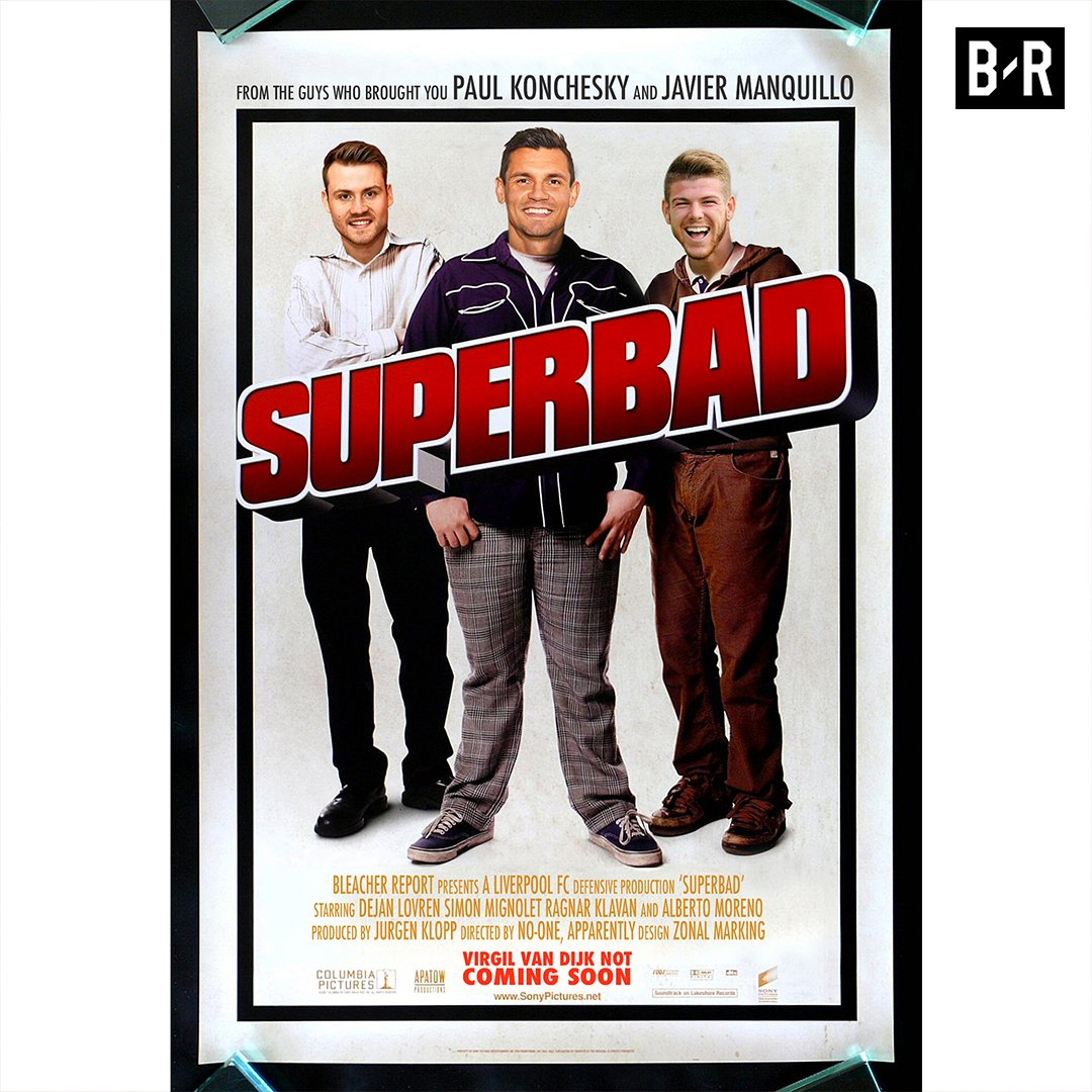 It's ten years since Superbad came out—time for a sequel? 😂