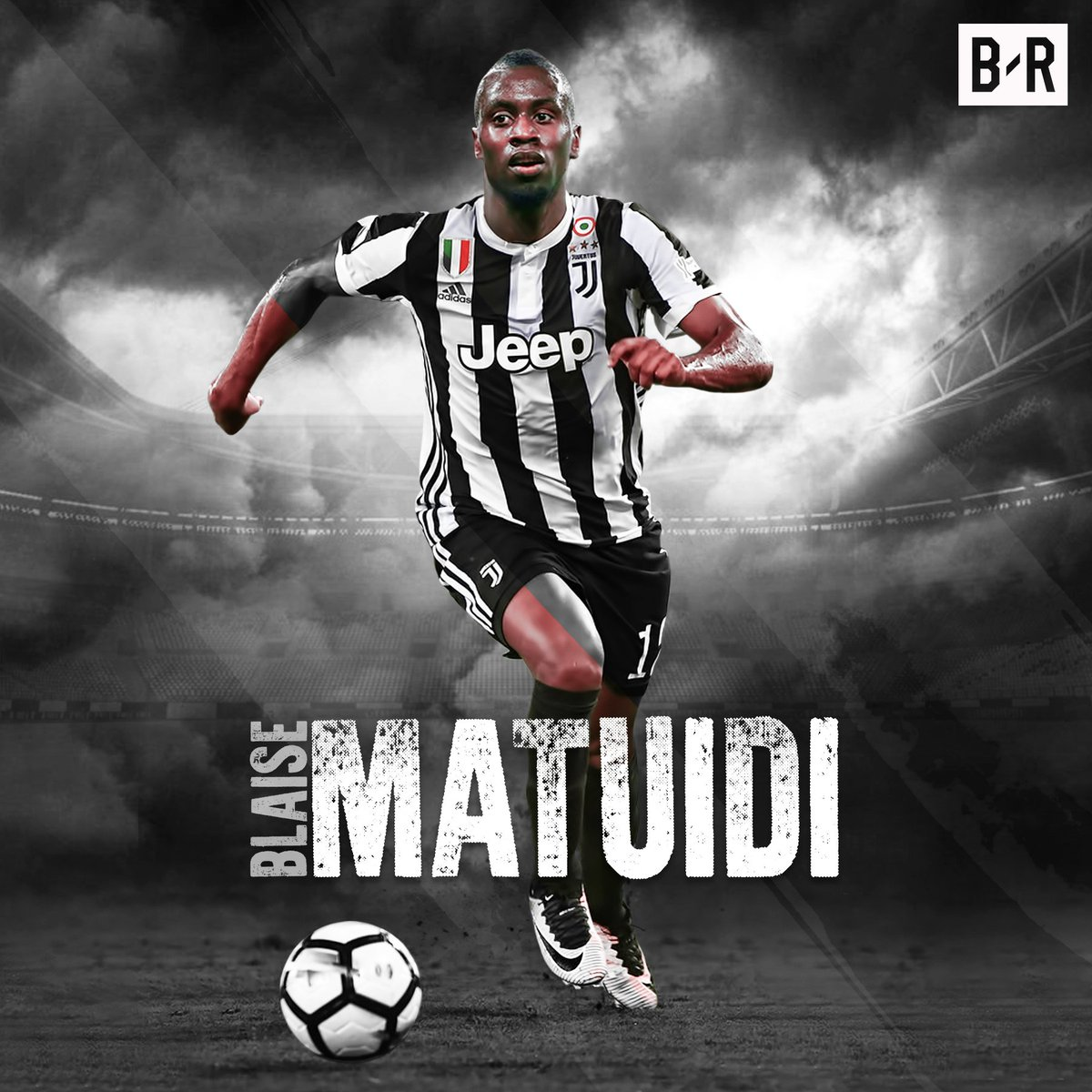 Official: Blaise Matuidi is officially a Juventus player! ⚪⚫