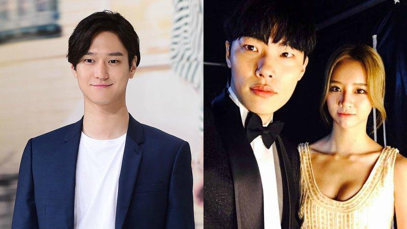 Go Kyung Pyo Responds To #GirlsDay's Hyeri And Ryu Jun Yeol's Dating N...