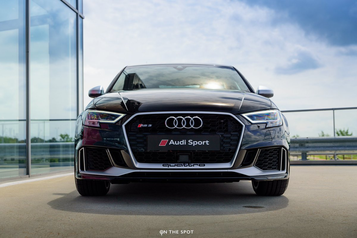 Happy #FastFriday! #Audi #RS3 photo by On The Spot Photography  https:// flic.kr/p/XJUprt  &nbsp;   #AudiSport #AudiRS3<br>http://pic.twitter.com/89Poul5DiZ
