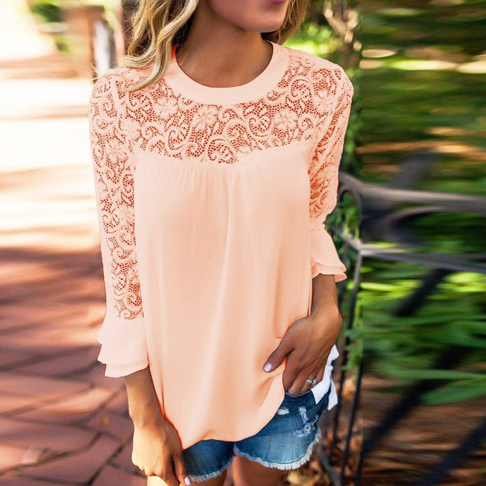 Our face when we saw this lace: 😍 https://t.co/VaQ5j1VDeF