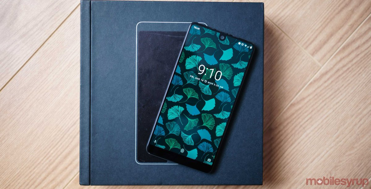 Win a Telus 'Black Moon' Essential Phone! https://t.co/ceqTAcl3PG https://t.co/5GV3bR3kgY