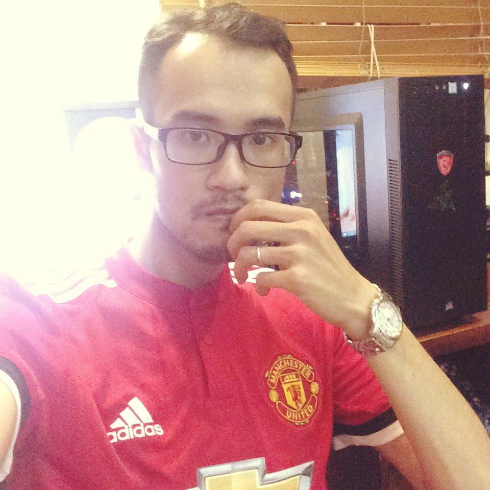 🔴⚪�⚫�🔥 I'm ready #MUFC #redarmy #GGMU