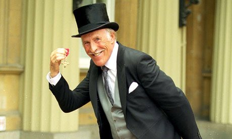 Rest in peace Bruce Forsyth. Generation game and Bruce was a national...