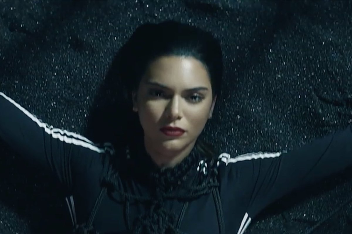 Have you seen Kendall Jenner's latest ad for Adidas? https://t.co/vqO9WvMLwK https://t.co/VUj468iMSi
