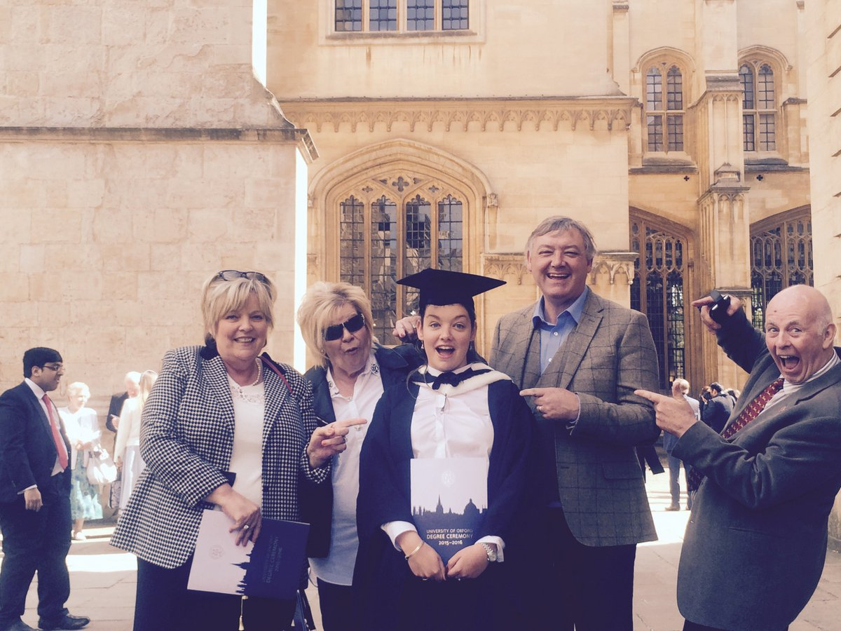 From fairground worker to Oxford graduate: whatever happened to… Shelb...