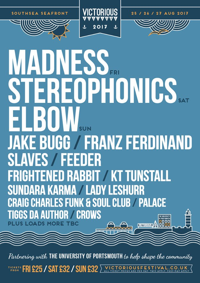 In just one week, @MadnessNews will headline #Friday night&#39;s activities at @VictoriousFest! What&#39;s your favourite #Madness track?<br>http://pic.twitter.com/WlyAXFQ7N4