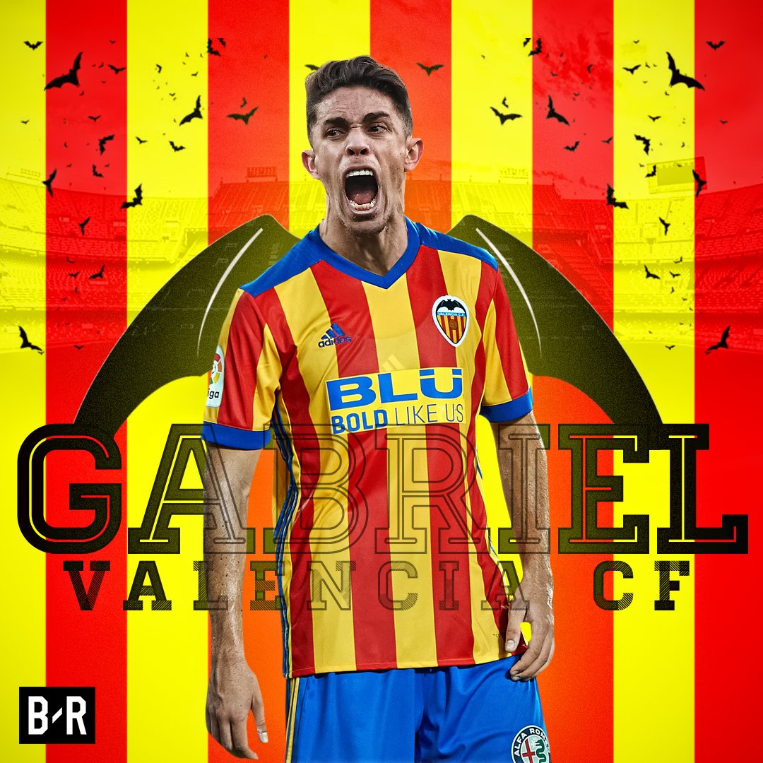 Official: Gabriel has completed his move to Valencia from Arsenal! 🦇