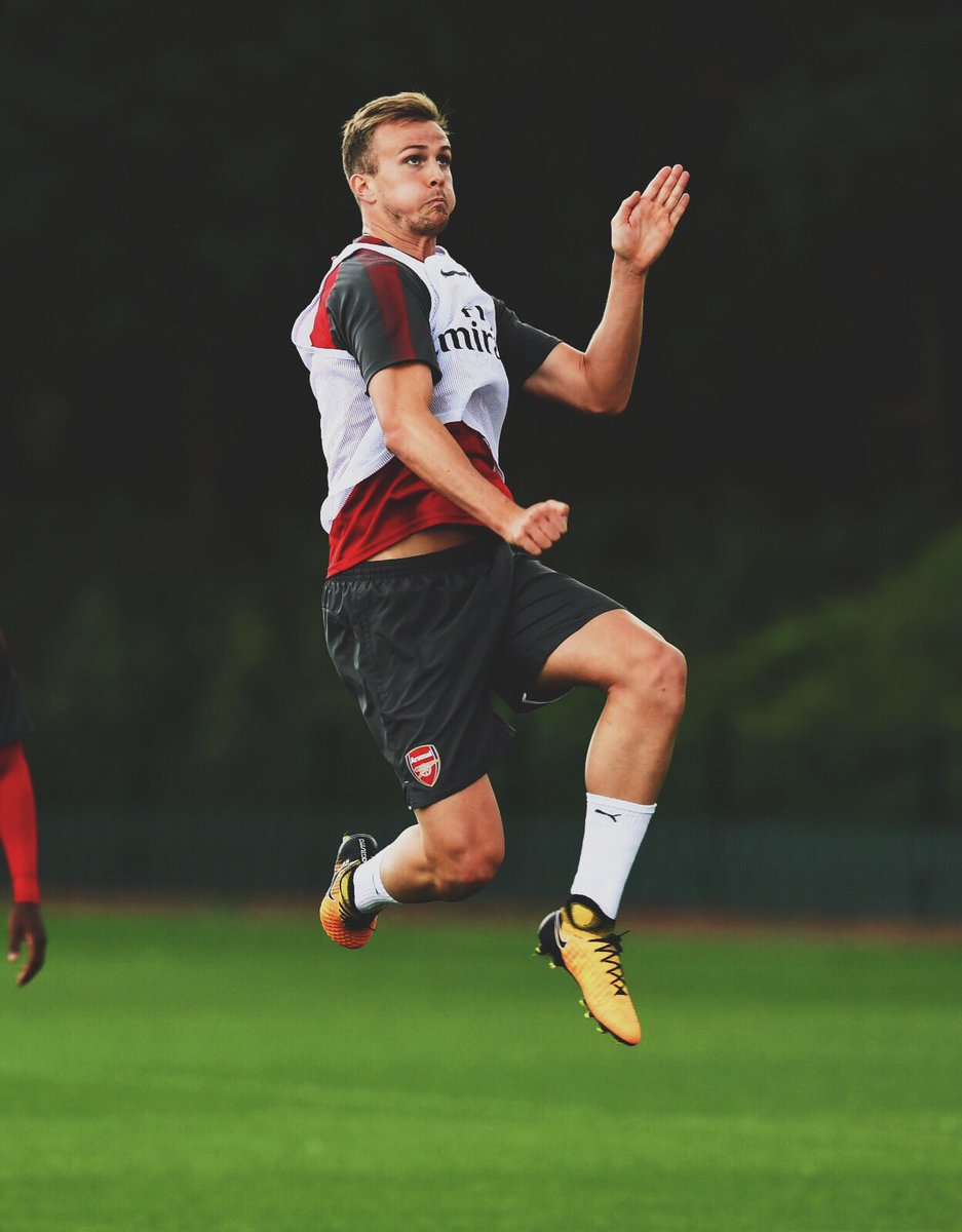 Session done for the first away day of the season. #COYG #SCFCvAFC htt...