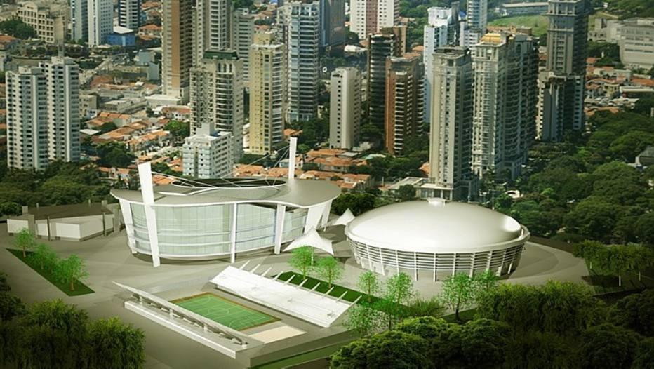 INVESTIMENTO DE R$ 230 MILHÕES! Nove empresas disputam concessão do complexo onde fica o Ginásio do Ibirapuera https://t.co/jMtbmN7NXp