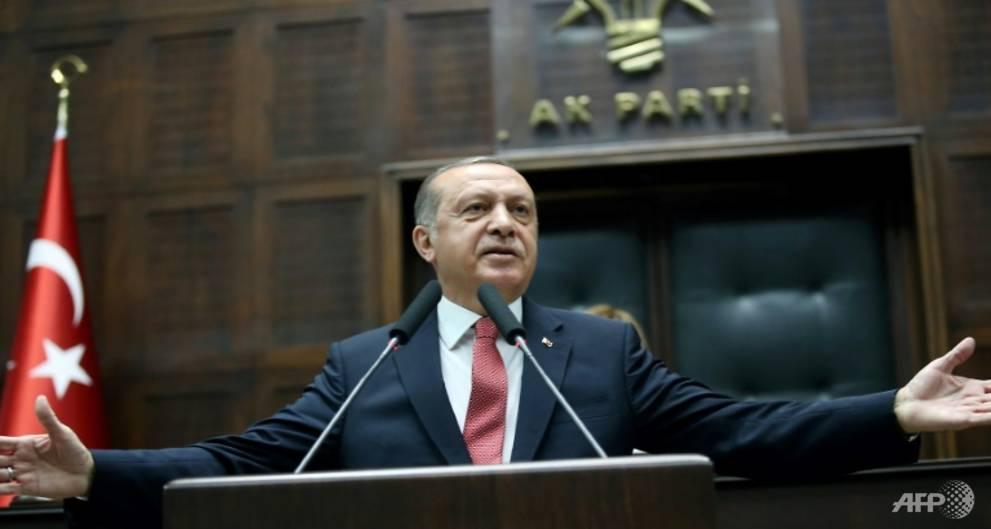 Erdogan urges Turkish Germans to reject...