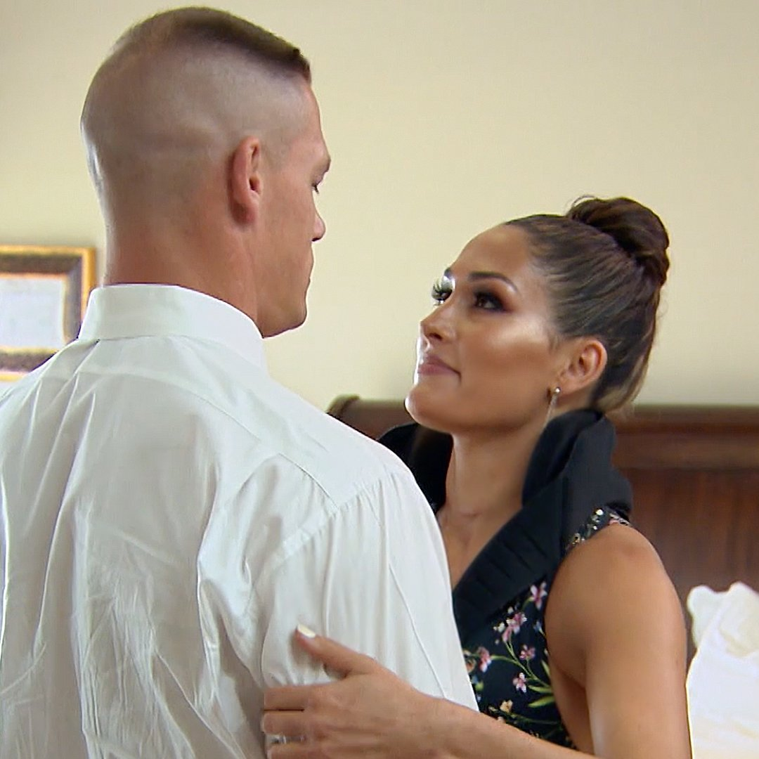 #TBT to this totally sweet moment between John and Nikki!  #TotalBellas<br>http://pic.twitter.com/iAd8IEJ6GS