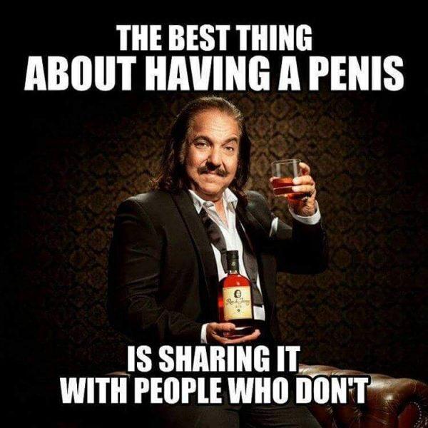 Har ron Jeremy en stor penis