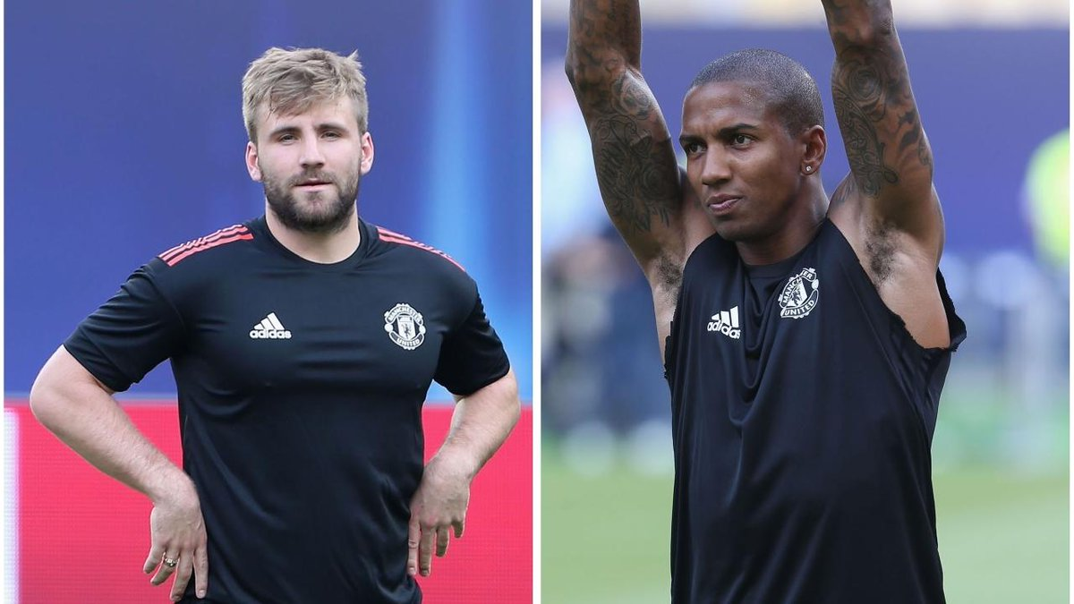 ICYMI - Jose Mourinho says @LukeShaw23 and @Youngy18 will be involved for the Reserves against Swansea on Monday: manutd.co/BuF