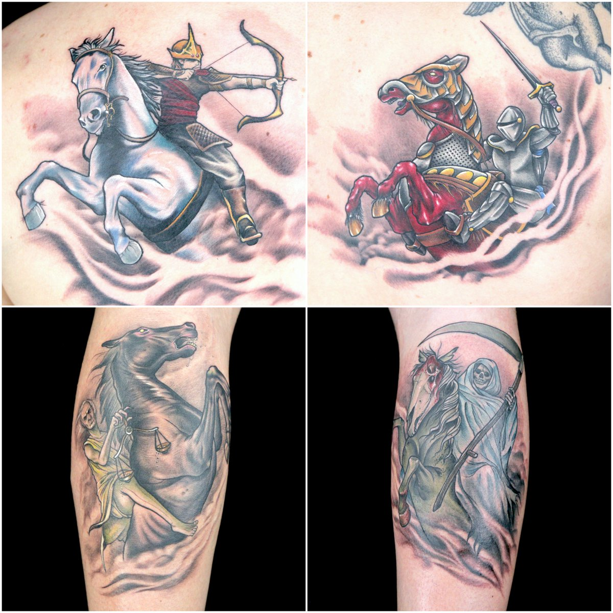 Ink Master On Twitter Which Four Horsemen Do You Think Should Have