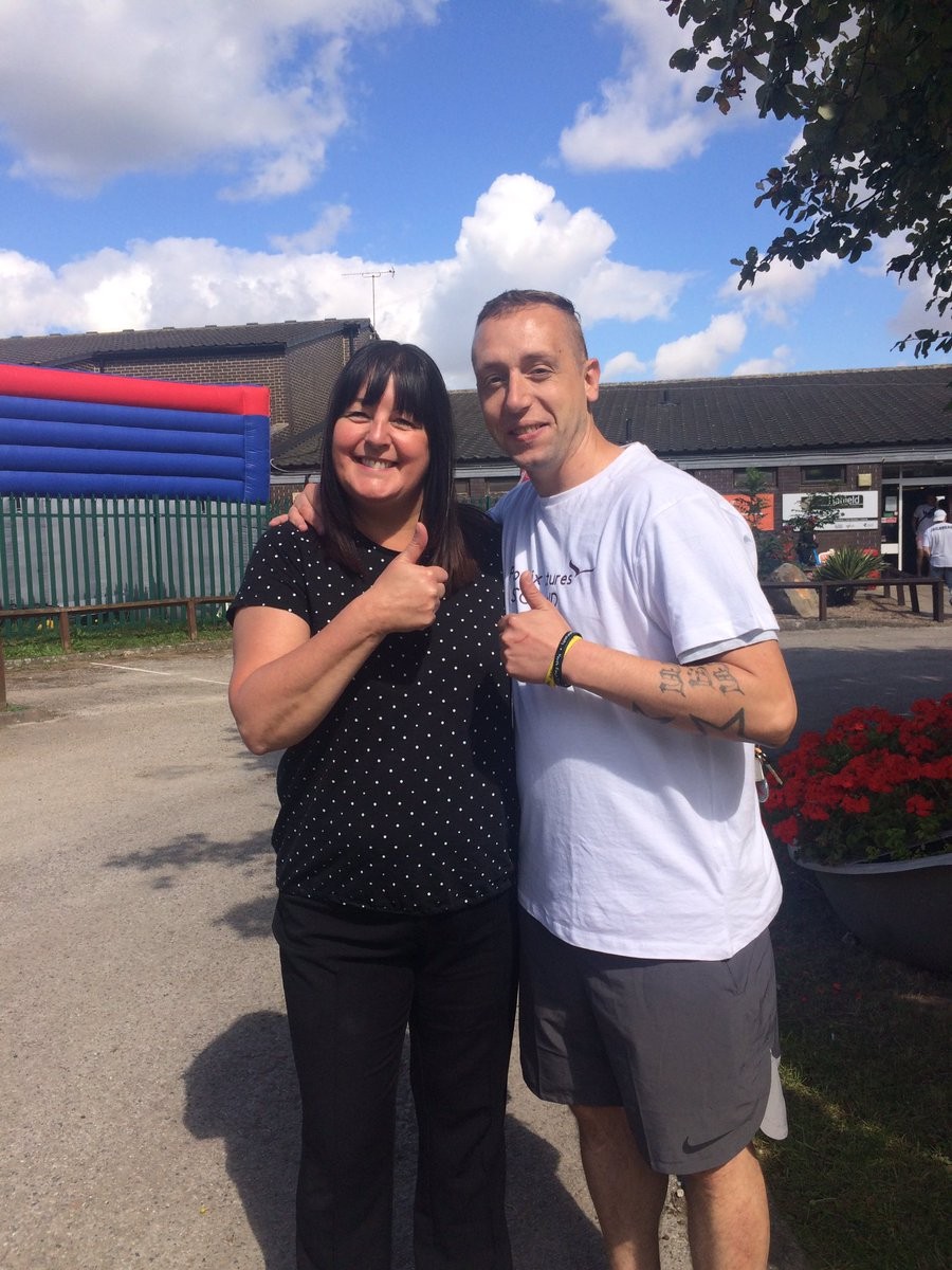 Fantastic to see Lee at the recovery games-our treasure hunt star #recovery @PhoenixFutures1  @Aspire_Recovery<br>http://pic.twitter.com/cjHHNKb0b2