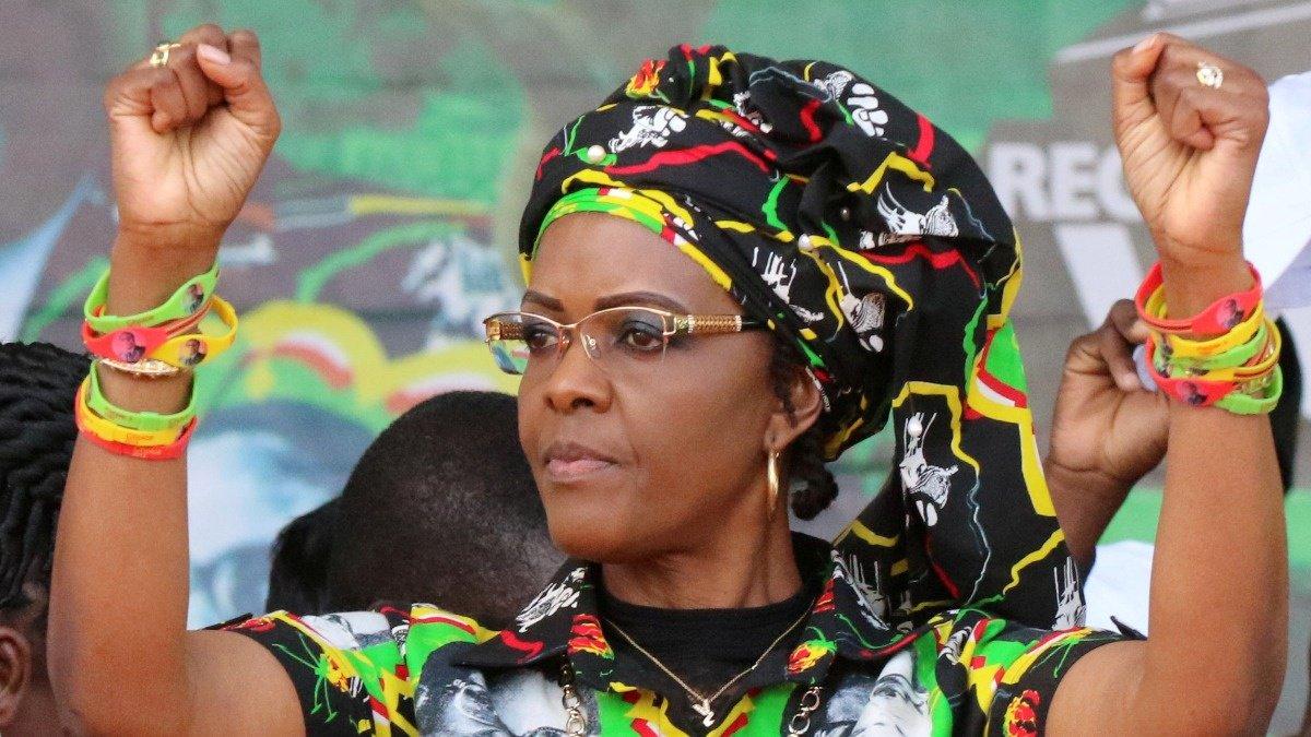 Grace Mugabe to be given immunity - SA g...