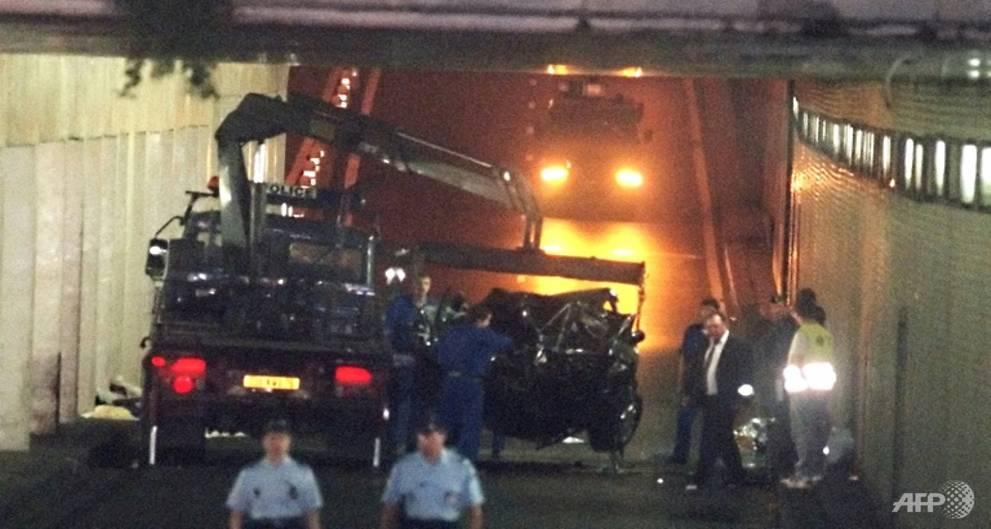 Diana crash car 'handled badly at high s...