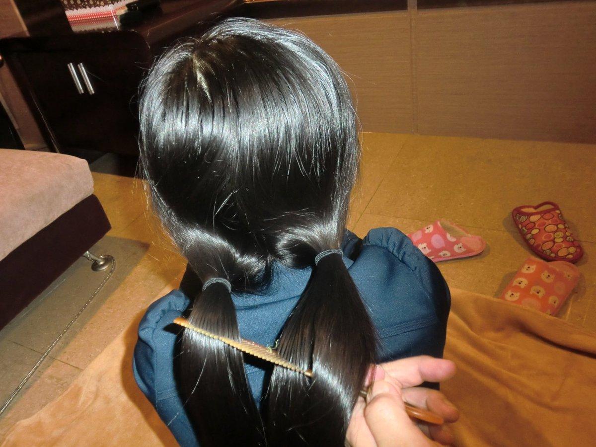 hairjob u3001 u9ed1 u9aea u60e1 u6232 on twitter   u0026quot  longhair  hairjob  hairplay