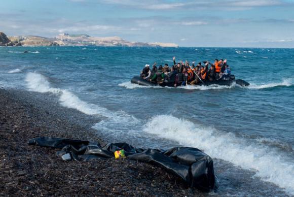Número de migrantes que chegam à Itália diminuiu 74% em 2018, diz Acnur. https://t.co/PIgs5LUaiy 📷 Unicef/Ashley Gilbertson VII