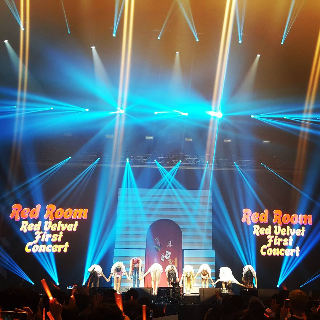 Red Velvet Red Room Setlist - Celebrity News & Gossip