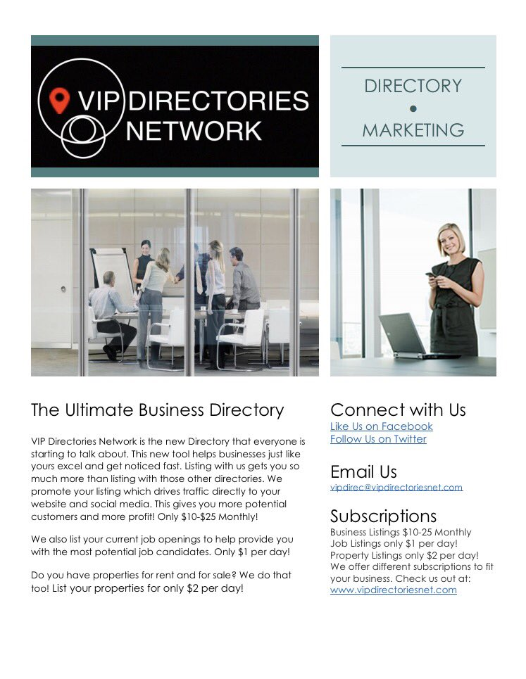 Adding ur #business to our #directory is one smart choice. Our prices are below average &amp; we offer more! Go to:  http:// bit.ly/2p6ClmX  &nbsp;  <br>http://pic.twitter.com/CZ1IVXwPRq