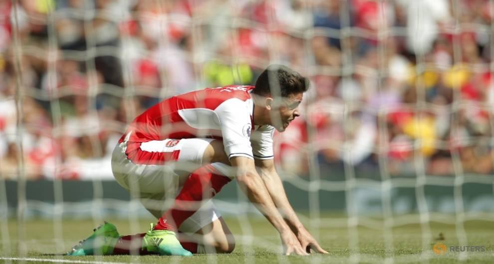 Valencia sign defender Gabriel from Arse...
