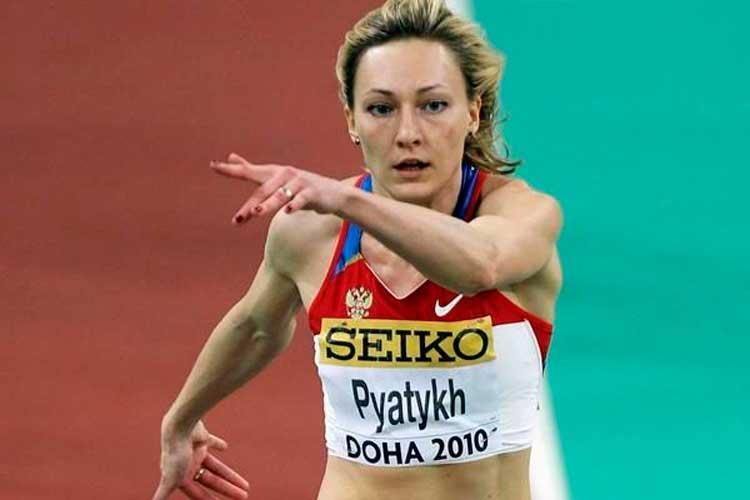 Russa do salto triplo pega gancho de quatro anos por doping e terá que devolver medalha https://t.co/7A2OBFVsZX