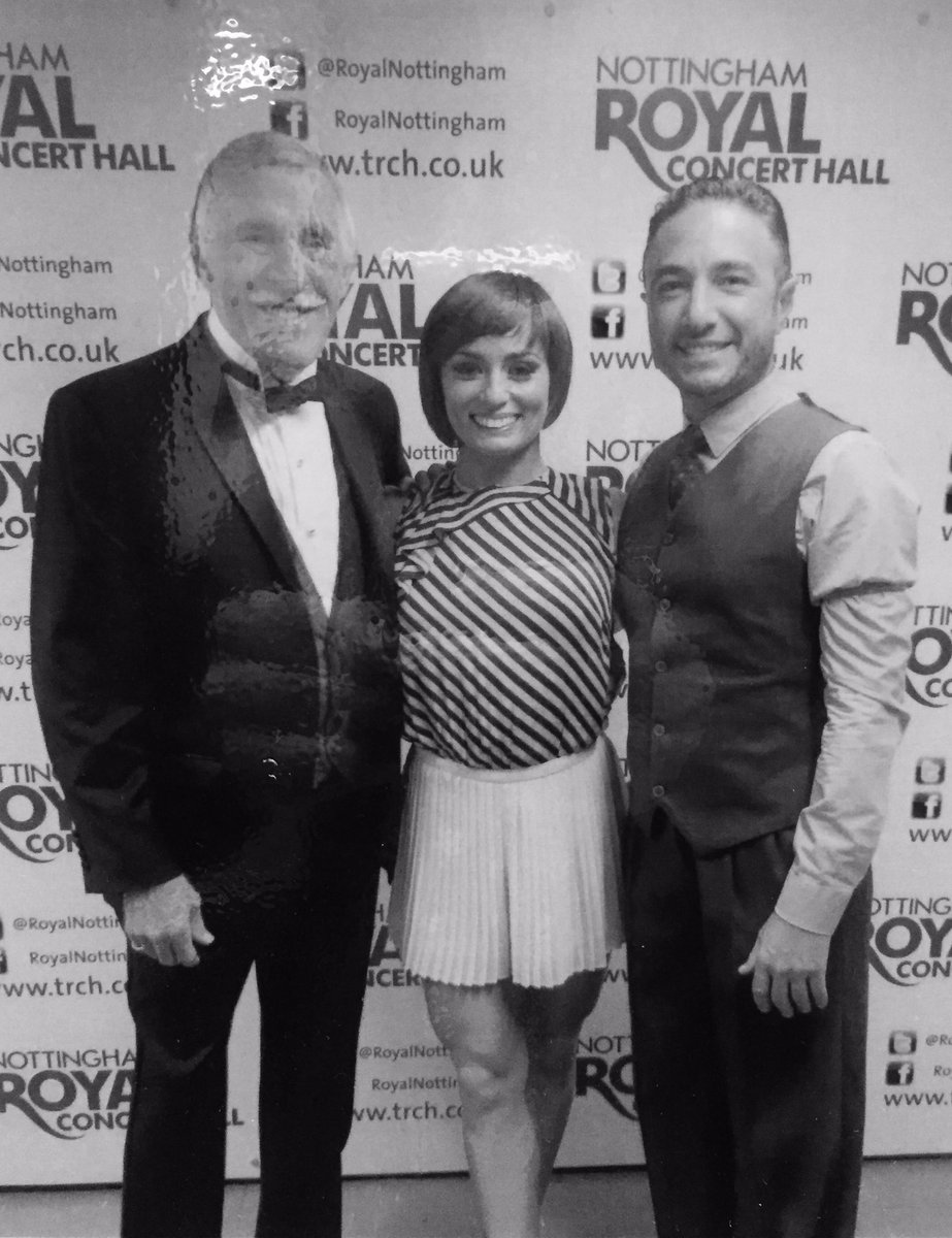The last time we both caught up with him at our show in Nottingham a couple of years ago #legend #scd #endofanera xx https://t.co/ViM6FgBbaS