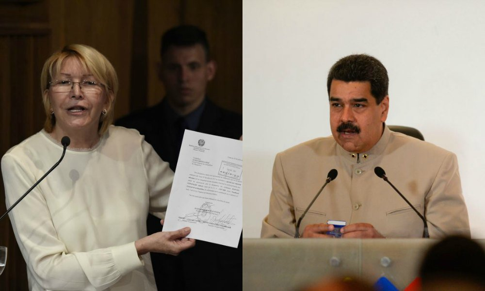 Luisa Ortega: Investigación de Odebrecht 'involucra a Nicolás Maduro'...