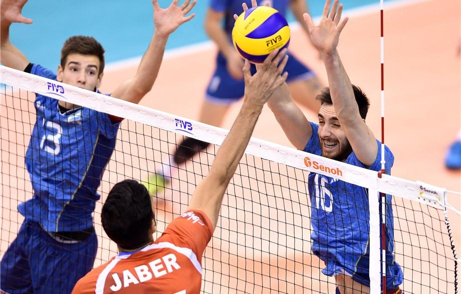 #FIVBMensU23 Johansen's 27, strong attack leads Argentina in their 4-2 win over Iran in Pool B: https://t.co/uDztAv2pOM