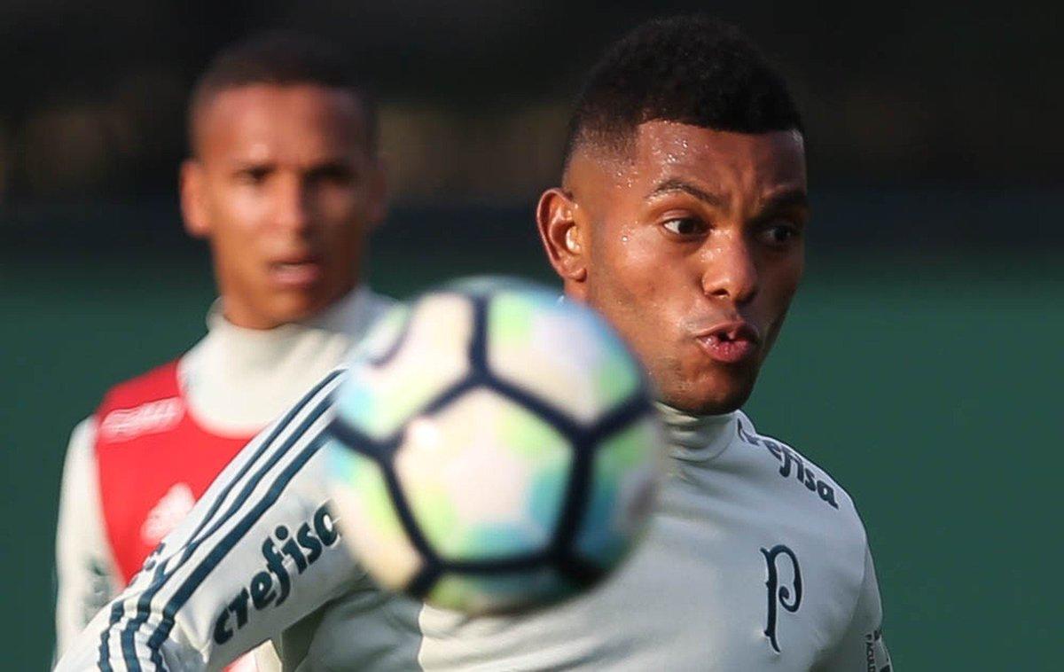 Cuca explica por que escalou Borja aos 46 do 2º tempo em jogo do Palmeiras no Rio https://t.co/8khLuFa3TZ