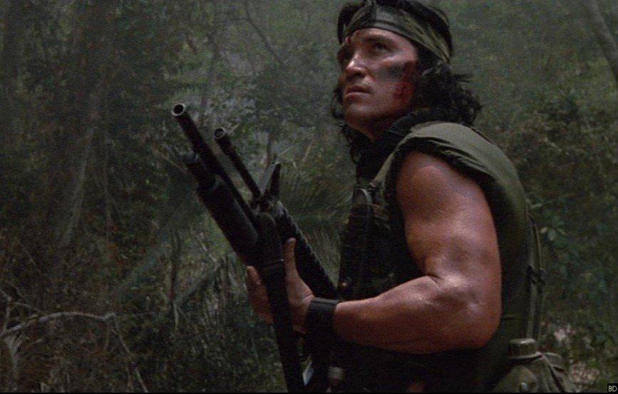 R.I.P. 'Predator' Star SonnyLandham https://t.co/6BELJKpi5z https://t...