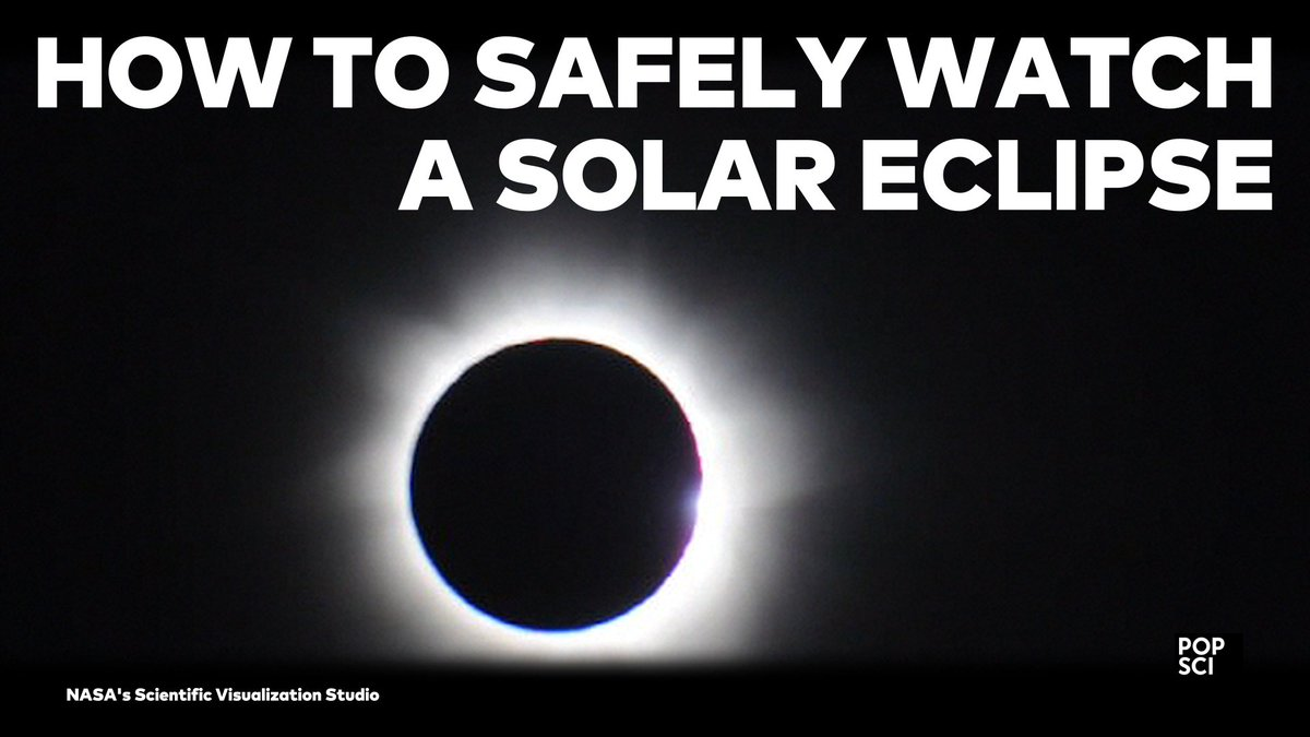 Can't find safe eclipse glasses? Make your own eclipse projector inste...