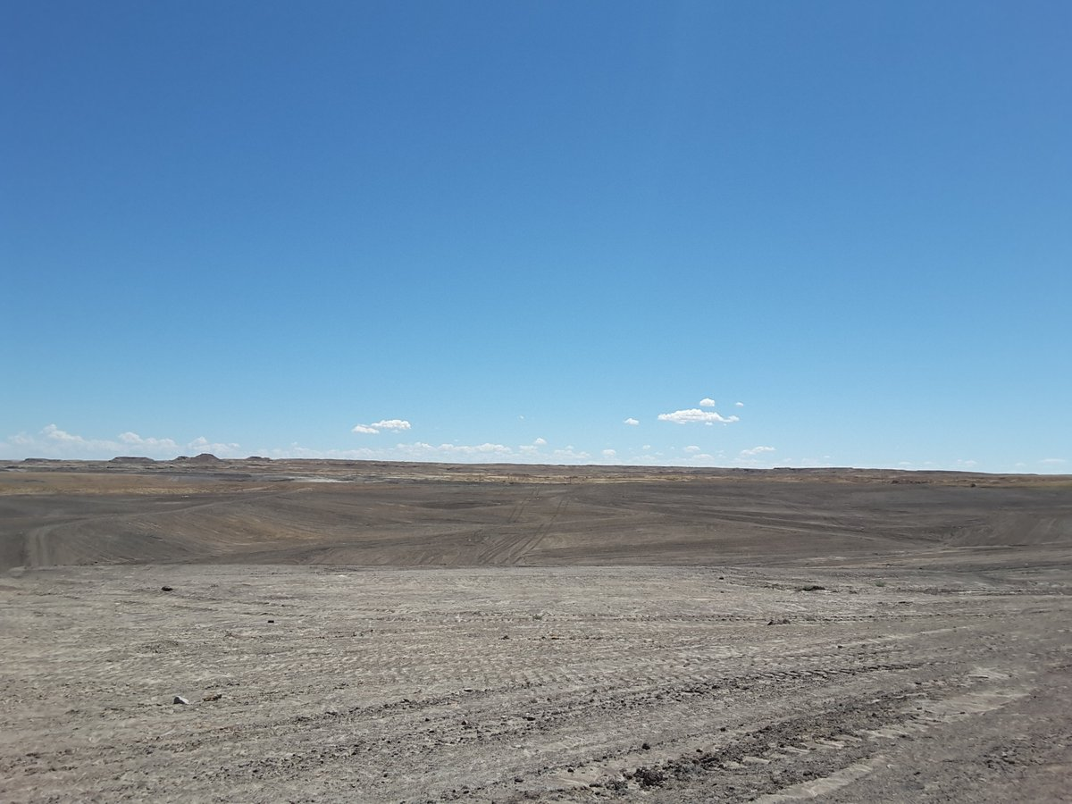 osmre on twitter this is geomorphic reclamation at navajo mine