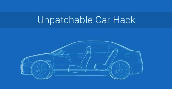 Unpatchable Flaw in Modern Cars Allows Hackers to Disable Safety Features. #cio #infos  http:// bit.ly/2w6H3nj  &nbsp;  ...<br>http://pic.twitter.com/xrY1M1LdxO