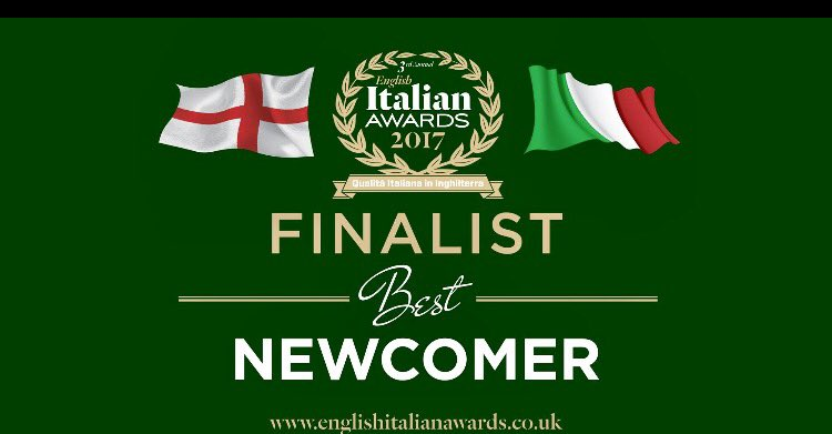 Delighted to be finalists in 2 categories at the Italian awards   Best Newcomer  Best Chef  #chester #Italian #awards  #best #restaurant<br>http://pic.twitter.com/HQsZeOOmTI