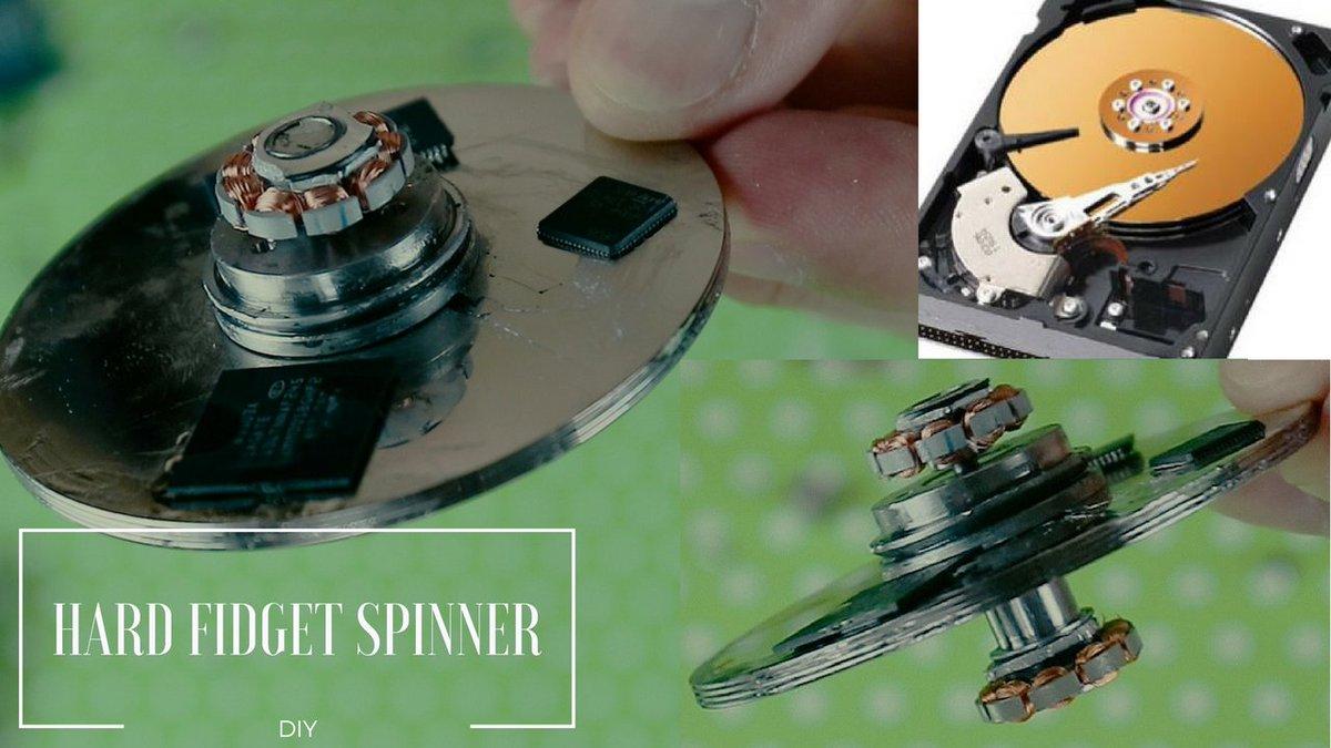 How to Make a Fidget Spinner from 2 old Hard Disks   https:// vid.me/88Ua8  &nbsp;   @vidme @VidmeClub #vidme #TUTORIAL #DIY @Best_LifeHack @ReaILife<br>http://pic.twitter.com/rDXfSzYbQJ