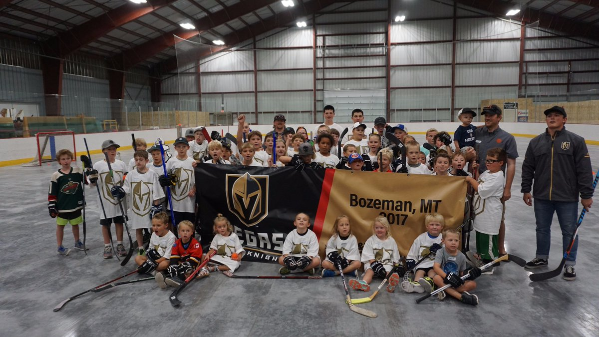 Just wrapping up here in Bozeman. #VGKRoadTrip https://t.co/bz5Ub7fyiV