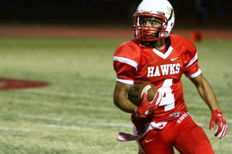 """HS RB Ricky Perez diagnosed with cancer just wants to know, """"when can..."""