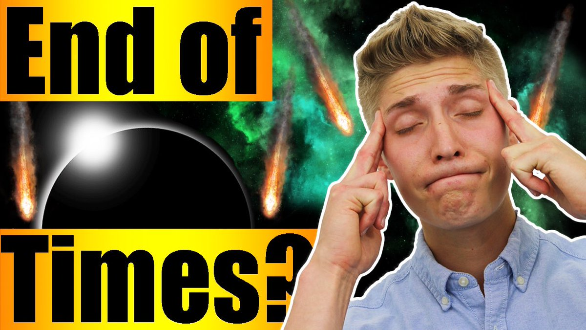 SOLAR ECLIPSE MONDAY! IS THIS THE END?  https:// youtu.be/eUFpAyWWvs4  &nbsp;   #youtube #youtuber #comedygold #parody #SolarEclipse  #actorslife #Video<br>http://pic.twitter.com/Kp347ukr2L