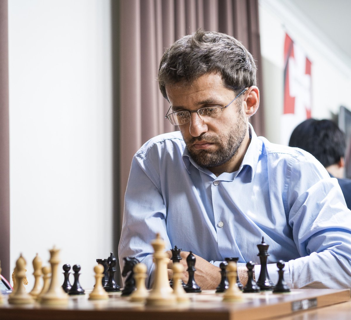 """Lennart Ootes On Twitter: """"The Race Is On: @LevAronian Is"""