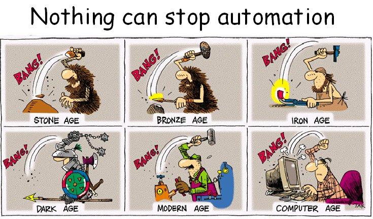"""InfoQ on Twitter: """"Nothing can stop automation… """""""