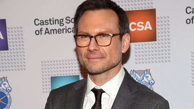 Happy 48th birthday to Christian Slater today!